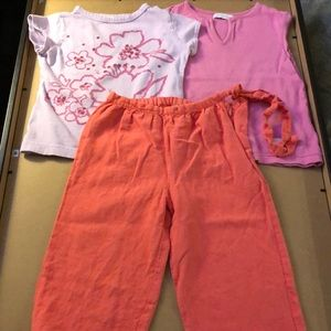 Other - Baby girls lot made in France size 2 so adorable!
